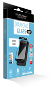 Пленка защитная lamel 2,5D Закаленное защитное стекло MyScreen LITE Glass edge White iPhone 6/6S
