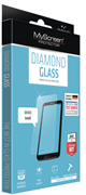 пленка Защитная Lamel Закаленное стекло  MyScreen DIAMOND Glass EA Kit iPhone 6/6S Plus