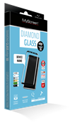 Пленка защитная lamel 2,5D Закаленное защитное стекло MyScreen LITE Glass edge Black iPhone iPhone 6/6S Plus