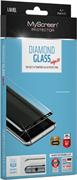 Пленка защитная lamel 3D Закаленное защитное стекло MyScreen DIAMOND GLASS edge 3D для Apple iPhone Xs Max, черное