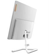 Моноблок Lenovo IdeaCentre A340-24ICK  23.8'' FHD(1920x1080)/Intel Pentium G5420T 3.20GHz Dual/4GB/1TB/Intel UHD Graphics 610/DVD±RW/WiFi/BT4.0/CR/KB+MOUSE(USB)/DOS/1Y/WHITE