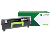 Картридж Lexmark 2500 стр. черный стандартной емкости для MS317dn, MS417dn, MS517dn, MS617dn, MX317dn, MX417de, MX517de, MX617de