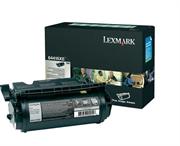 Картридж Lexmark черный сверхвысокой ёмкости для T64x, 32K (LRP)