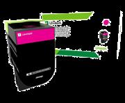 Картридж Lexmark Пурпурный картридж высокой ёмкости, 3K