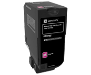 Картридж Lexmark CX725 Magenta High Yield Return Program Toner Corporate Cartridge