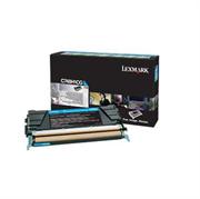 Картридж Lexmark C748H1CG, голубой, повышенной ёмкости для C748, 10K (LRP)