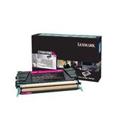 Картридж Lexmark C748H1MG, пурпурный, повышенной ёмкости для C748, 10K (LRP)