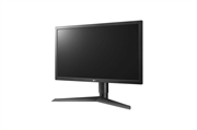 Монитор жидкокристаллический LG Монитор LCD 23.6'' [16:9] 1920х1080(FHD) TN, nonGLARE, 300cd/m2, H170°/V160°, 1000:1, 16.7M, 1ms, 2xHDMI, DP, Height adj, Tilt, 2Y, Black-Red