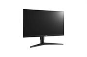 Монитор жидкокристаллический LG Монитор LCD 27'' [16:9] 1920х1080(FHD) IPS, nonGLARE, 400cd/m2, H178°/V178°, 1000:1, 16.7M, 1ms, 2xHDMI, DP, USB-C, Height adj, Tilt, Speakers, 2Y, Black