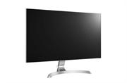 Монитор жидкокристаллический LG Монитор LCD 27'' [16:9] 1920х1080 IPS, nonGLARE, 250cd/m2, H178°/V178°, 1000:1, 16.7M Color, 5ms, VGA, 2xHDMI, Tilt, Speakers, Audio out, 2Y, Silver-White