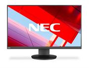Монитор жидкокристаллический NEC Монитор LCD 24'' [16:9] 1920х1080(FHD) IPS, nonGLARE, 250cd/m2, H178°/V178°, 1000:1, 16.7M, 6ms, VGA, HDMI, DP, USB-Hub, Height adj, Pivot, Tilt, Swivel, Speakers, Swivel, 3Y, Black