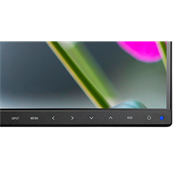 Монитор жидкокристаллический NEC Монитор LCD 23.8'' [16:9] 1920х1080(FHD) IPS, nonGLARE, 250cd/m2, H178°/V178°, 1000:1, 16.7M, 5ms, VGA, DVI, HDMI, DP, USB-Hub, Height adj, Pivot, Tilt, Swivel, Speakers, 3Y, Black
