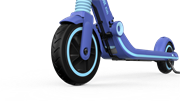 Электросамокат Ninebot by Segway Электросамокат Ninebot eKickScooter Zing E8 (blue), макс. скорость 14 км/ч, запас хода 10 км/40 мин, 150 Вт мотор