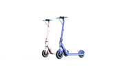Электросамокат Ninebot by Segway Электросамокат Ninebot eKickScooter Zing E8 (pink), макс. скорость 14 км/ч, запас хода 10 км/40 мин, 150 Вт мотор
