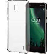 Чехол Nokia Чехол Nokia 2 Slim Crystal Case Transparent CC-104