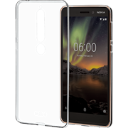 Чехол Nokia Чехол Nokia 6.1 Clear Case CC-110