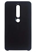 Чехол Nokia Чехол Nokia 6.1 Soft Touch Case Tempered Blue CC-505