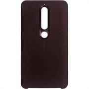 Чехол Nokia Чехол Nokia 6.1 Soft Touch Case Iron Red CC-505