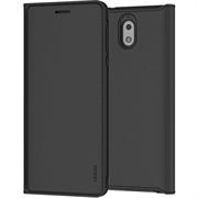 Чехол Nokia Чехол Nokia 3.1 Flip Cover Black CP-306