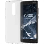 Чехол Nokia Чехол Nokia 5.1 Clear Case CC-109