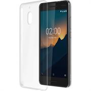 Чехол Nokia Чехол Nokia 2.1 Clear Case CC-120