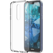 Чехол Nokia Чехол Nokia 7.1 Clear Case CC-170