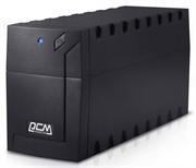 Источник бесперебойного питания Powercom Raptor, Line-Interactive, 800VA / 480W, Tower, IEC