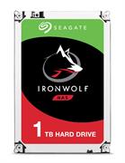 "Накопитель на жестком магнитном диске Seagate Жесткий диск HDD 1Tb Seagate IronWolf ST1000VN002 3.5"" SATA 6Gb/s 64Mb 5900rpm"