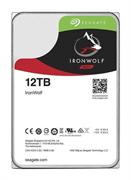 "Накопитель на жестком магнитном диске Seagate Жесткий диск HDD 12Tb Seagate IronWolf ST12000VN0008 3.5"" SATA 6Gb/s 256Mb 7200rpm для NAS"