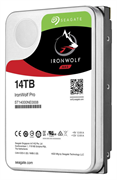 "Накопитель на жестком магнитном диске Seagate Жесткий диск HDD 14Tb Seagate IronWolf Pro ST14000NE0008 3.5"" SATA 6Gb/s 256Mb 7200rpm"