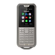 Телефон сотовый Nokia 800 DS TA-1186 SAND, 2.4'' 320x240, 512 МБ, 4GB, up to 32GB flash, 2Mpix, 2 Sim, 2G, 3G, LTE, BT v4.1, Wi-Fi, GPS, Micro-USB, 2100mAh, KaiOS, 161g, 145,4 ммx62,1 ммx16,11 мм, Предусмотренная защита от воды и пыли (IP68)