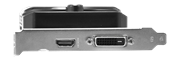Видеокарта Palit Palit PA-GTX1650 StormX OC 6G GTX1650 STORMX OC 4G GDDR5 128bit DVI HDMI NE51650S06G1-1170F