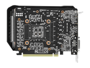 Видеокарта Palit Видеокарта Palit GTX1660 STORMX OC 6G GDDR5 192bit DVI HDMI DP
