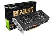 Видеокарта Palit PALIT GTX1660SUPER Gaming Pro 6G GDDR6 192bit DVI HDMI DP NE6166S018J9-1160A