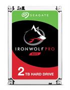 "Накопитель на жестком магнитном диске Seagate Жесткий диск HDD 2Tb Seagate IronWolf ST2000NE0025 3.5"" SATA 6Gb/s 128Mb 7200rpm"