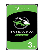 """Накопитель на жестком магнитном диске Seagate Жесткий диск HDD 3Tb Seagate Barracuda ST3000DM007 3.5"""" SATA 6Gb/s 256Mb 5400rpm"""