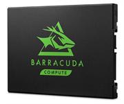 """Накопитель на жестком магнитном диске Seagate Твердотельный накопитель Seagate Barracuda 120 SSD ZA500CM10003 500ГБ 2,5"""" SATA-III (TLC)"""