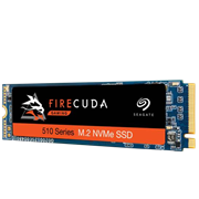 Накопитель твердотельный Seagate FireCuda 510 SSD ZP1000GM30011 1Tb 3D TLC  M.2 2280 PCIe G3 x4, NVMe 1.3