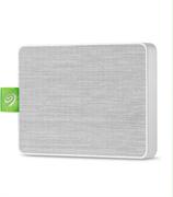 """Накопитель на жестком магнитном диске Seagate Внешний твердотельный накопитель Seagate Ultra Touch SSD STJW500400 500ГБ  2.5"""" USB 3.0 White"""