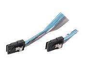 Кабель SuperMicro CBL-0281L SFF-8087 to SFF-8087 Internal Backplane Cable 0.75м