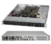"Корпус компьютерный Supermicro 1U chassis support size of E-ATX 12""x13"", 13.38""x 13.4""/10 x 2.5"" hot-swap/10-port 1U SAS3 12Gbps Hybrid backplane/1U Redundant 750W"