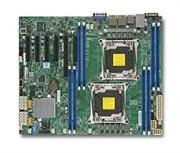 Плата материнская SuperMicro MB Dual socket LGA 2011 E5-2600/Up to 1TB/3 PCI-E 3.0 x8, 1 PCI-E 3.0 x4, 1 PCI-E 3.0 x16, 1 PCI-E 2.0 x4/IPMI 2.0/10x SATA3 (6Gbps) RAID/ 4x USB 3.0