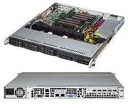 "Корпус компьютерный Supermicro 1U Chassis/8 x 2.5"" HS SAS/SATA/8-port 1U SAS3 12Gbps,up to 6x 2.5-inch, 2x SAS3/SATA3/NVMe/600W"
