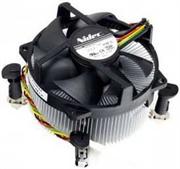 Вентилятор SuperMicro Кулер для процессора LGA1156/1155 SuperMicro SNK-P0046A4, 2U, 4пин, 1155, 33.5 дБ, 2800 об/мин, Cu+Al