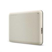 "Накопитель на жестком магнитном диске Toshiba Внешний жесткий диск TOSHIBA HDTCA20EW3AA/HDTCA20EW3AAH Canvio Advance 2ТБ 2.5"" USB 3.0 св.-бежевый"
