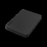 """Накопитель на жестком магнитном диске TOSHIBA Внешний жесткий диск Toshiba HDTB440EKCCA Canvio Basics 4ТБ 2.5"""" USB 3.2 Gen 1 черн"""