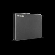 """Накопитель на жестком магнитном диске TOSHIBA Внешний жесткий диск TOSHIBA HDTX110EK3AA Canvio Gaming для игровых косолей и ПК 1ТБ 2,5"""" USB 3.0, черный"""