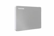 "Накопитель на жестком магнитном диске TOSHIBA Внешний жесткий диск TOSHIBA HDTX120ESCAA Canvio Flex 2ТБ 2,5"" USB 3.0USB-C, серебро"