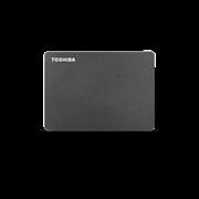 """Накопитель на жестком магнитном диске TOSHIBA Внешний жесткий диск TOSHIBA HDTX140EK3CA Canvio Gaming для игровых косолей и ПК 4ТБ 2,5"""" USB 3.0, черный"""