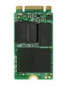 Флеш-накопитель Transcend Твердотельный накопитель SSD 256GB M.2 2242 SSD, SATA3 B+M Key, MLC